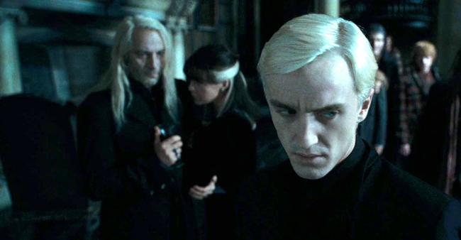 Tom Felton Lucius Malfoy