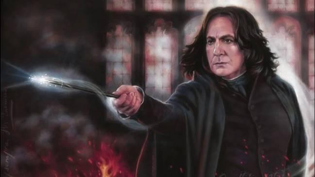 Sectumsempra Severus Snape