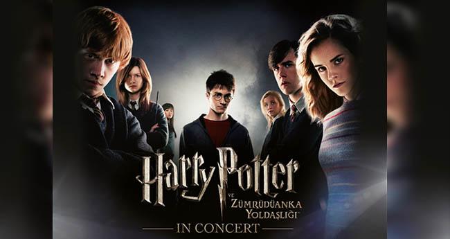 Harry Potter ve Zümrüdüanka Yoldaşlığı Konseri