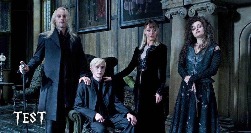 TEST: Malfoy Ailesini Ne Kadar İyi Tanıyorsunuz?