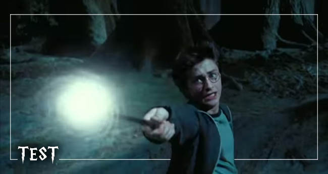 harry potter patronus test